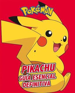 Pikachu Guia Esencial Definitiva - (libro)