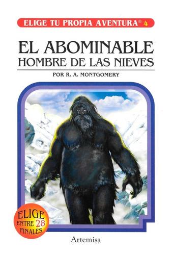 Imagen 1 de 1 de Elige Tu Propia Aventura - Abominable Hombre De Las Nieves