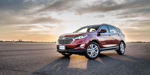 Gm- Chevrolet Equinox Premier 2.0 Turbo Awd 2019-0km