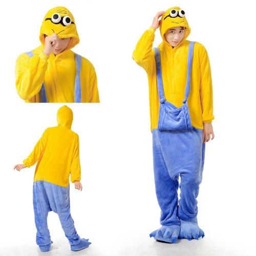 mayor selección como serch mayor selección Pijama Minions Disfraz Entero Xl Kigurumi Villano Favorito
