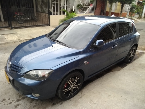 Mazda 3 Speed Hatba