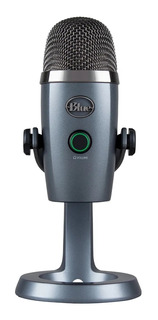 Microfono Usb Profesional Blue Yeti Nano Streaming Mac Wind