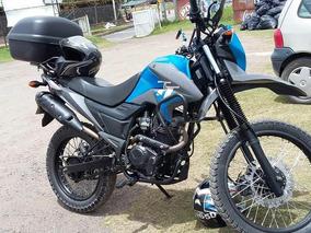 Moto Akt-125 C.c