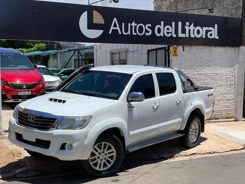Toyota Hilux 4x4 Srv Cuero Mt