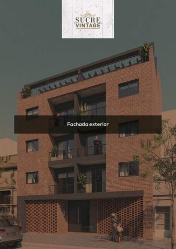 Venta Departamento Edificio Sucre Vintage En Barrio Alta Córdoba, Calle Sucre