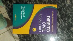 Direito Civil Brasileiro - Vol.2 - Contratos - 9º Ed.