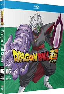 Dragon Ball Super: Parte Seis [blu-ray]