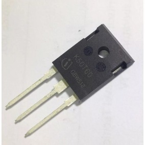 Transitor Igbt K50t60 P/ Maquinas Lincoln