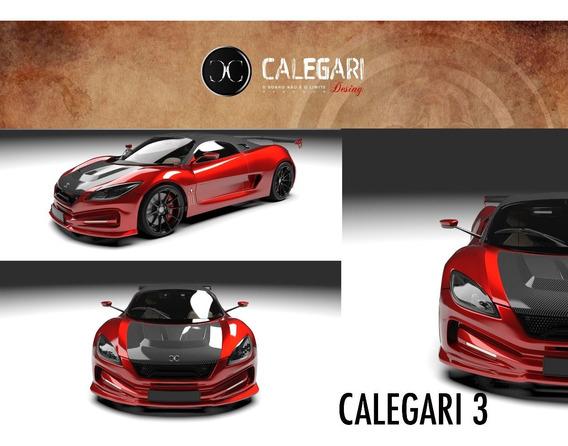 Calegari Modelo 3 Fastback
