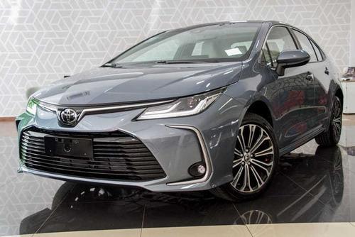 Toyota Corolla Sedan Altis 2.0 16v (aut) (flex)