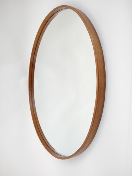 Moldura Para Espelho Redondo De 90cm De Diâmetro
