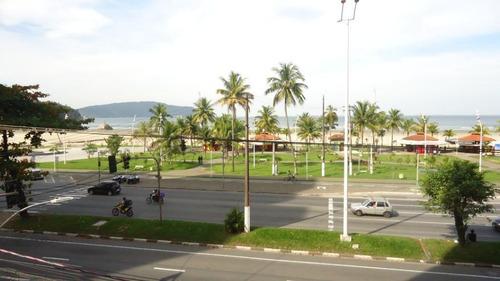 Apartamento Com 2 Dormitórios À Venda, 95 M² Por R$ 550.000,00 - Itararé - São Vicente/sp - Ap5087