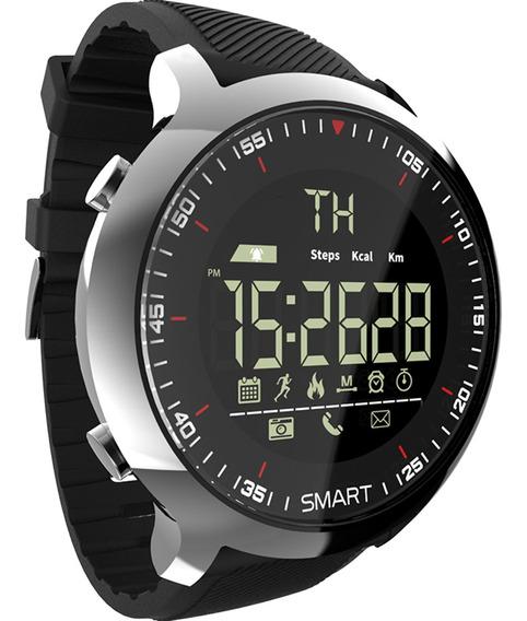 Lokmat Mk18 Reloj Inteligente Resistente Al Agua