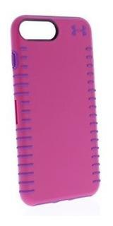Under Armour Ua Protect Grip Rosa Violeta iPhone 7mas 6s P