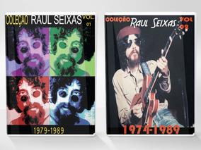 4 Dvds Coleção Raul Seixas