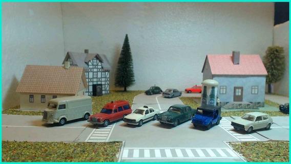 Ho 1/87 Kit Com 6 Miniaturas Wiking / Herpa 1:87 Nr.371