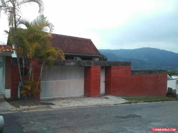 Casas En Venta El Placer, Calle Cerrada Con Vigilancia