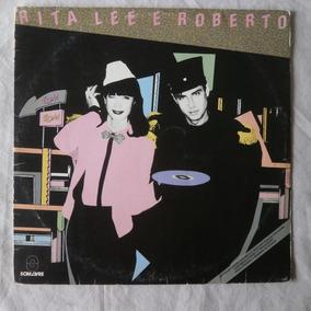 Lp Rita Lee E Roberto 1983 Bombom, Vinil Com Encarte