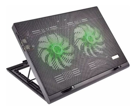 Base Cooler P/ Notebook Power Gamer Multilaser Ac267 Warrior