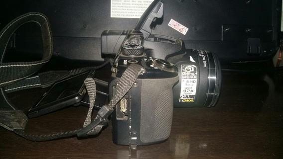 Camera Nicon Coolpix P510 (leia A Descrição)