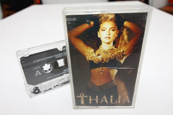 Cassette Thalía 1990 México Debut 1er. Disco