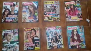 Revistas Rebelde Rbd Oficial Y Números De Colección.