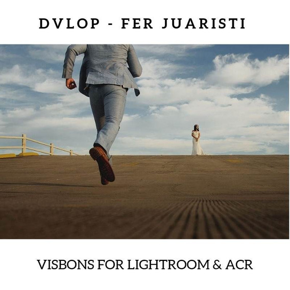 Fer Juaristi Presets - Dvlop - Visbons For Lightroom Mac/win
