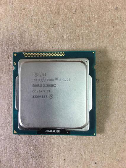 Core I3 3220 Sr0rg 3.3ghz