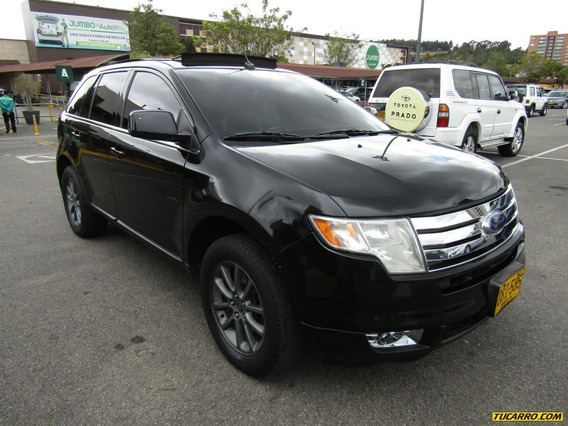 Ford Edge Limited At 3500cc Aa 4x4 Ct