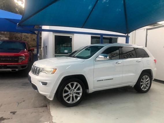 Jeep Grand Cherokee Limited Lujo 4x4 2017