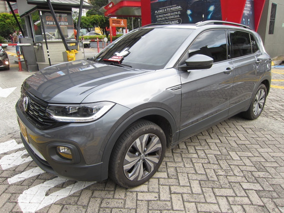 Volkswagen T-cross Confortline Plus
