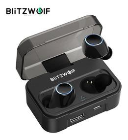 Fone Bluetooth Blitizwolf Bw-fye3 2600ma A