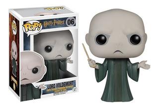 Funko Pop Original - Lord Voldemort #06 - Harry Potter