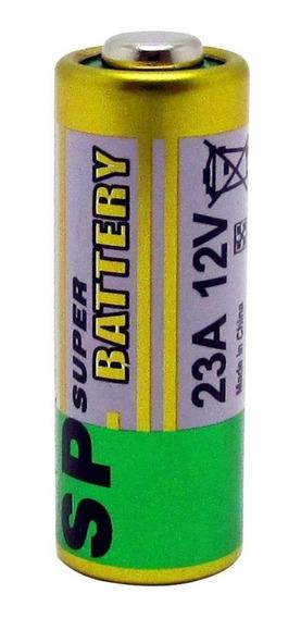 100 Pilha Alcalina Bateria 12v A23