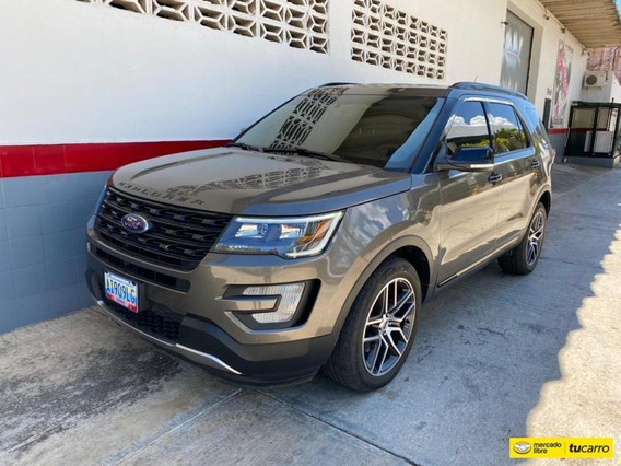Ford Explorer Sincrónica