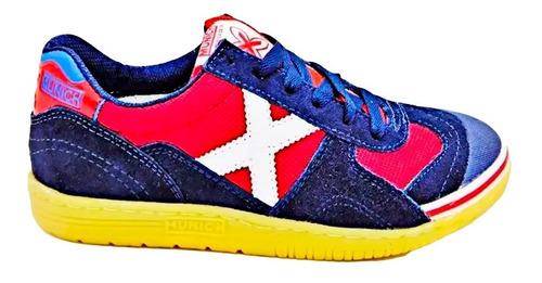 Zapatos Tenis Munich X Zapatillas Fútsal Fútbol Salón Origin