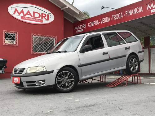 Volkswagen Parati 1.6 City 8v