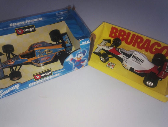 Burago Grand Prix Escala 1/24