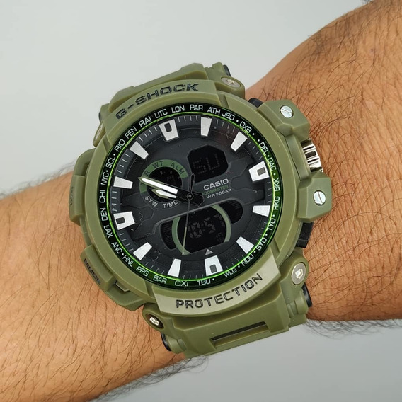 Relógio Masculino Militar Preço Promocional G-shock