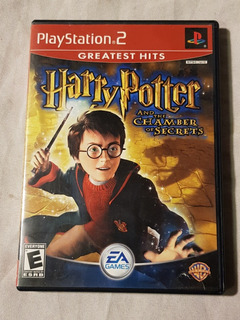 Juego Harry Potter And Chamber Of Secrets Ps2 Físico/local
