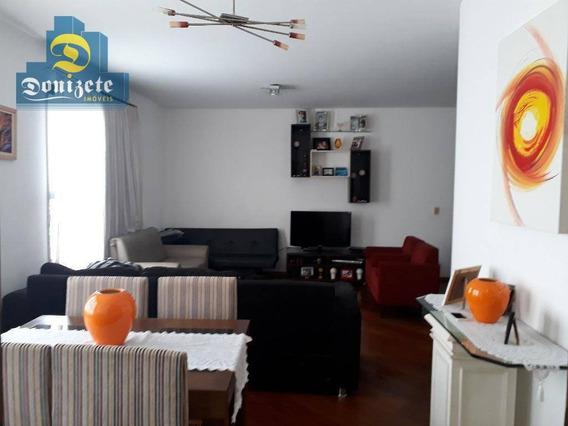Apartamento Residencial À Venda, Vila Assunção, Santo André. - Ap7599