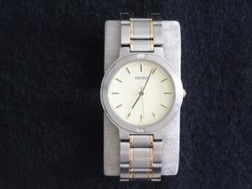 Relógio Seiko Quartz Aço 7n01-0az0 Modelo Clássico