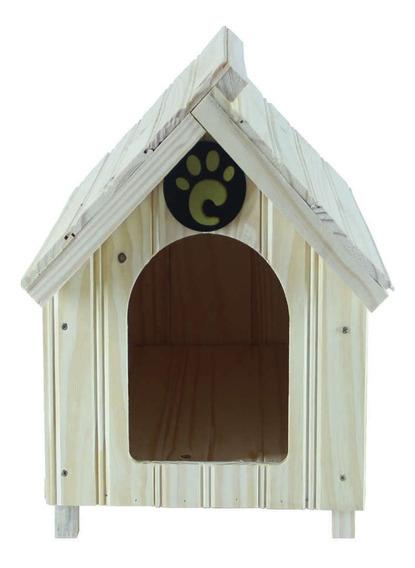 Casinha Carlu Pet House Tradicional Para Cães - Tam.06