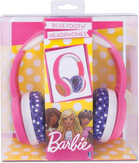 Barbie Fashionista Bluetooth Headphones