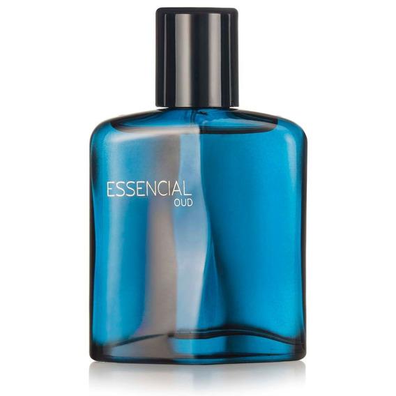 Deo Parfum Essencial Oud Masculino - 100ml Natura