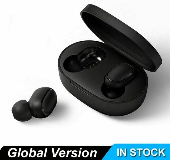 Fone Bluetooth 5.0, Fone De Ouvido Sem Fio Wireless As6 True