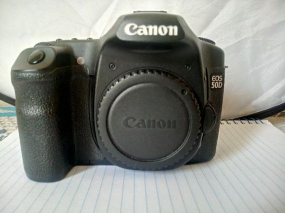 Câmera Canon 50d Corpo