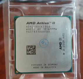 Processador Athlon Ii X2 245 2.9ghz Am2+/am3 + Cooler Novo !