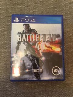 Battlefield 4 Para Ps4 Fisico Nuevo Sellado
