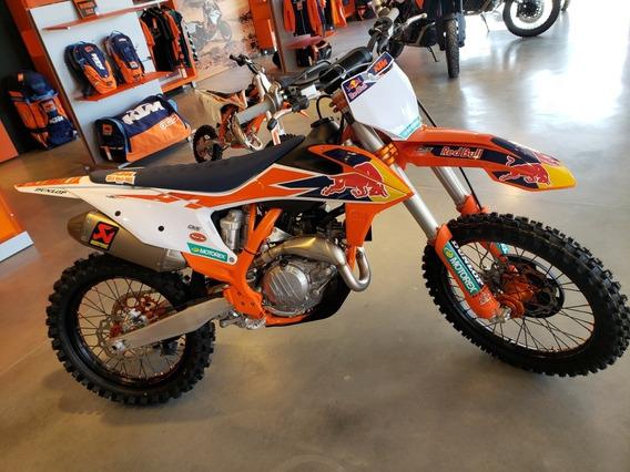Ktm 450 Sx-f Factory Ultima Solo En Gs Motorcycle